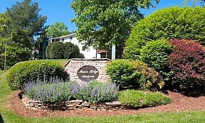 Landscaping, Manor Ridge, 1