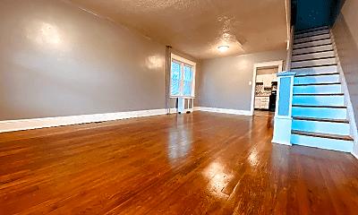 Living Room, 1308 Crosby St, 0