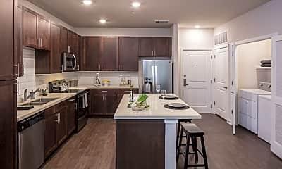 Kitchen, IMT Residences at Riata, 1
