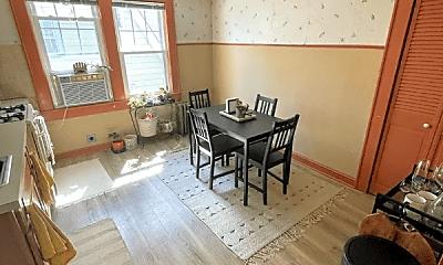 Kitchen, 118 Ridge Ave, 1