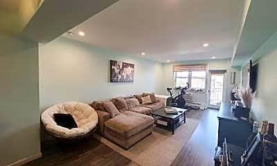 Living Room, 55 Monroe Blvd 2F, 1