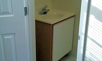 Bathroom, Fairview Village, 2