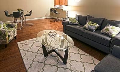 Living Room, Bosche Lofts, 1