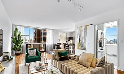 Living Room, 40 West 60th Street, 0