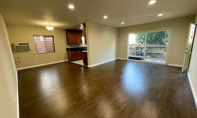 Living Room, 6645 Farmdale Ave, 1