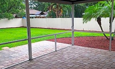Patio / Deck, 4025 Quenita Dr, 2