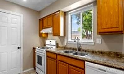 Kitchen, 5201 Dearborne Dr, 2
