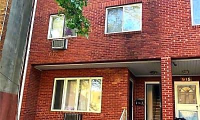 Building, 913 E 15th St, 1