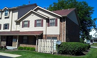 Building, 1482 W Jefferson Ave B, 0
