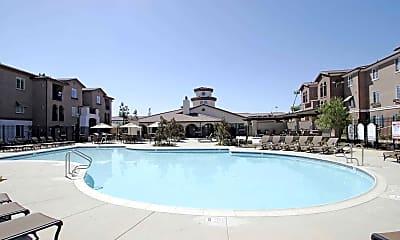 Pool, Viano at Riverwalk, 2