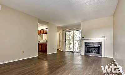 Living Room, 10610 Morado Circle, 1