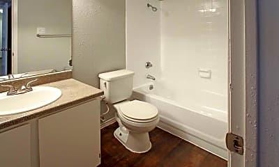 Bathroom, Club Creek, 2