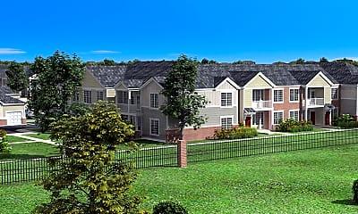Building, Springs at Egan Drive Apartments, 0