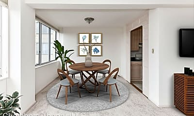 Dining Room, 6621 Wakefield Dr, 1