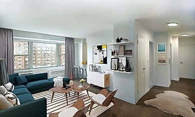 Living Room, 15 W 139th St 8-A, 0