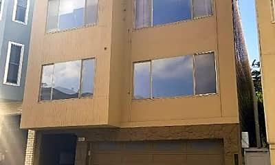 Building, 837 Arguello Blvd, 2