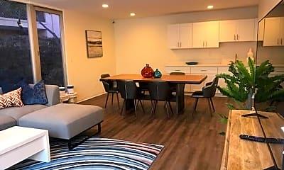 Dining Room, 10200 De Soto Avenue, 2