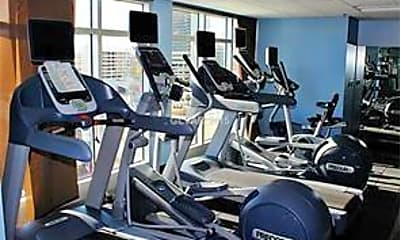 Fitness Weight Room, 150L N 6th St 1701, 2