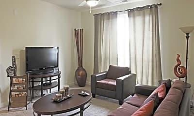 Living Room, The District ODU, 1