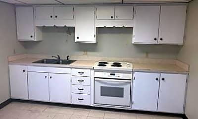 Kitchen, 1118 Charles St, 2