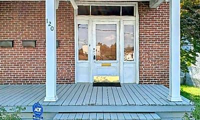Patio / Deck, 120 N 4th St, 1