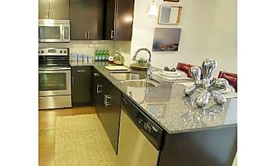 Kitchen, 1080 West Peachtree St NW Unit #2, 2