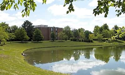 Lake, Legend Park Apartments, 1