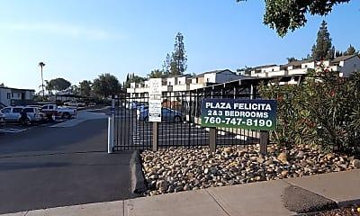 Plaza Felicitas, 1