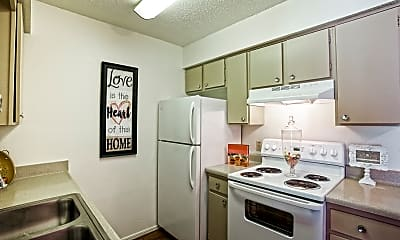 Kitchen, Shoreline Apartment Homes, 1