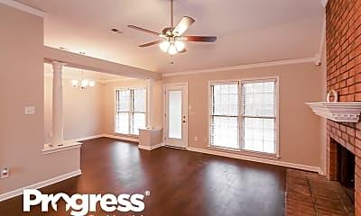 Living Room, 4449 St Marks Cv, 1