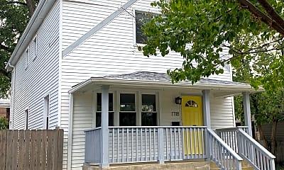 Building, 1718 Payne St, 0