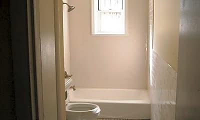 Bathroom, 13 Erie St 1, 2