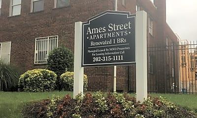 Ames Street Apartments, 1
