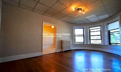 Living Room, 33 Longwood Ave, 0