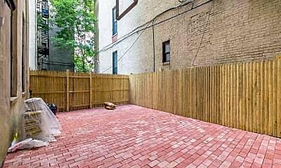 Patio / Deck, 346 Malcolm X Blvd 1-B, 0