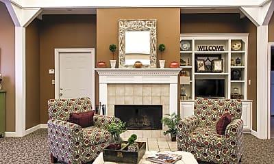 Living Room, Northridge Apartments, 0