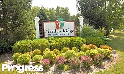 Community Signage, 12163 Maize Dr, 1