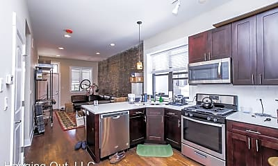 Kitchen, 2147 W Webster Ave, #1R, 0
