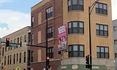 Building, 2343 W Hirsch St, 1