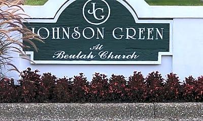 Johnson Green, 1
