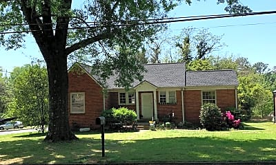 Building, 390 Stanton Way, 1