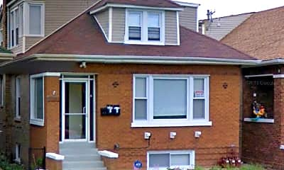 Building, 2433 N Meade Ave, 2