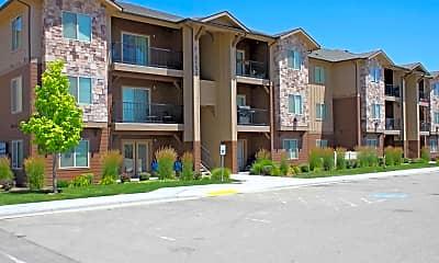 Building, Aspen Creek Apartments, 0