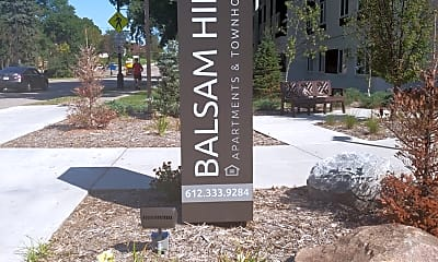 Balsam Hill Apartments & Townhomes, 1