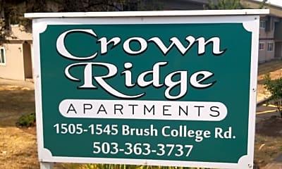 Crown Ridge Apts, 1