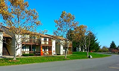 Building, Candlewood Apartments, 0