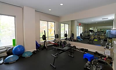 Fitness Weight Room, 513 W Broad St 713, 2