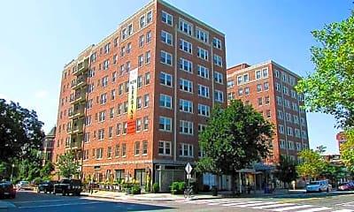 Building, 1841 Columbia Road Apartments, 0