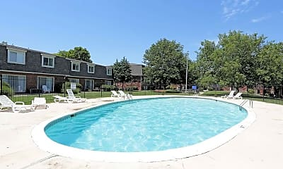 Pool, Village Park at Eastborough, 0