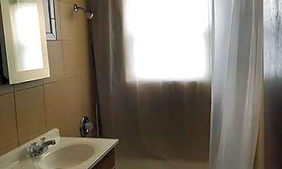 Bathroom, Reynolds Duplexes, 2